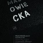 m37a_2017_przestrzeń ulicy - Mazowiecka KRK_plakat_druk